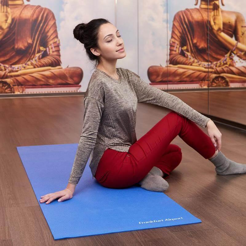 Frankfurt Airport Yoga-Räume