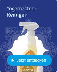 Yogamatten Reiniger