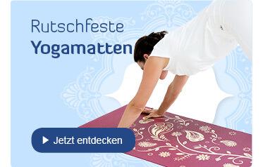 Yogamatten online bestellen