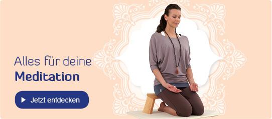 Meditationszubehör