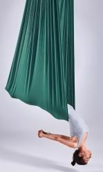 Aerial Yoga Fabric Panel dark aqua