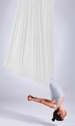 Aerial Yoga Fabric Panel white