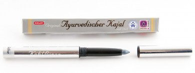 Edler ayurvedischer Kajal - Khojati silber