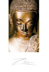 Zen-Briefkarten Buddha