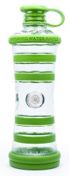 i9 Yoga Flask green