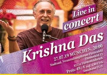 Konzert München - 27. Juli 2019