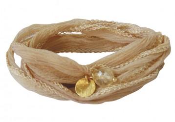 Wickel-Armband - MyChakra Manipura