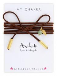 Halsband MyChakra Choker Anahata