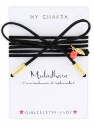 Halsband MyChakra Choker Muladhara