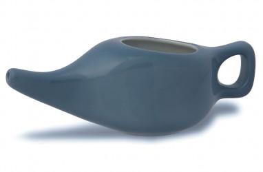 Neti® - Nasenspülkännchen aquagrau