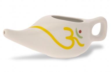 Neti® - Nasenspülkännchen OM gelb