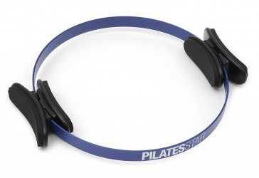 Pilates Ring - Metall 35 cm blue