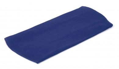 Seat cushion for meditation stool royal blue