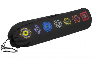 Yogatasche more than a bag chakra - black