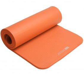 Fitnessmatte gym - 15 mm orange