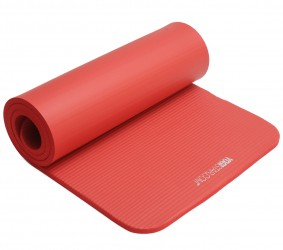 Fitness mat gym – 15 mm red