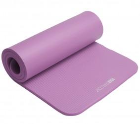 Fitnessmatte gym - 15 mm violet