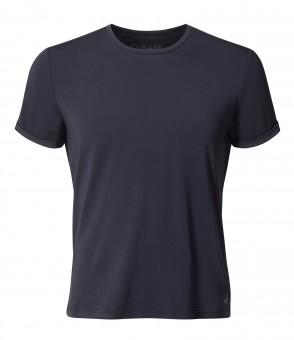 """Men T-Shirt """"Flow"""" - midnight-blue"""