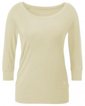 3/4 Shirt boat neck - natur