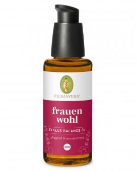 Bio Frauenwohl Zyklus Balance Öl, 50 ml