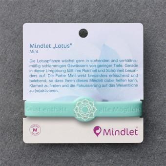"""Mindlet-Armband """"Lotus"""""""