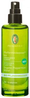 Bio Pfefferminzwasser, 100 ml