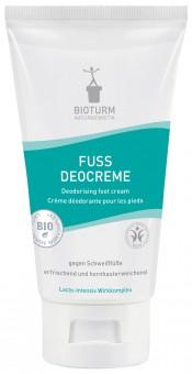 Fuß-Deocreme, 75 ml
