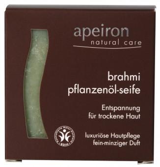 Brahmi - ayurvedische Pflanzenölseife, 100 g