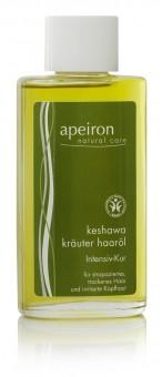 Keshawa Kräuter Haaröl Intensiv-Kur, 100 ml