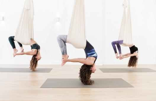 Aerial Yoga Fabric Panel