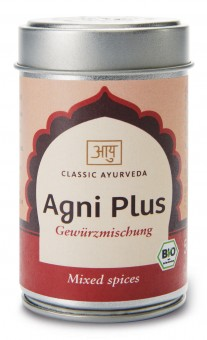 Bio Agni Plus Gewürzmischung, 50 g
