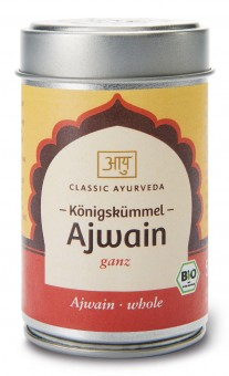 Bio Ajwain / Ajowan (Königskümmel), ganz, 50 g
