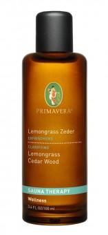 BIo Sauna Lemongrass Zeder, 100 ml