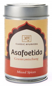Asafoetida Gewürzmischung (konv. Anbau), 70 g