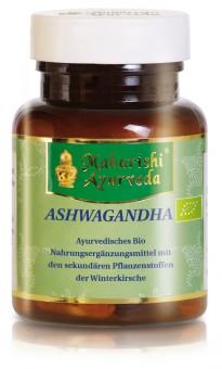 Bio Ashwagandha Tabletten, 30 g