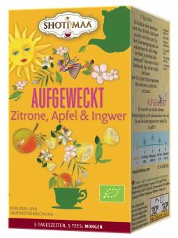 Bio Aufgeweckt Teemischung, 32 g