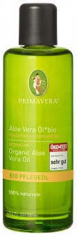 Bio Aloe Vera Öl, 100 ml