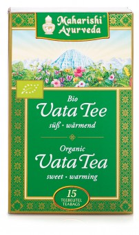 Bio Vata Tee, 18 g