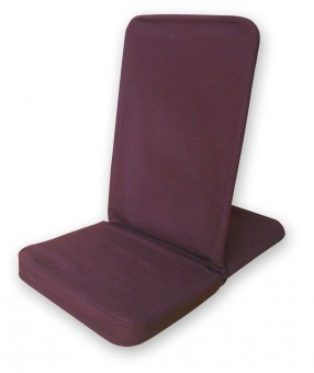 Bodenstuhl faltbar - Folding Backjack burgundy