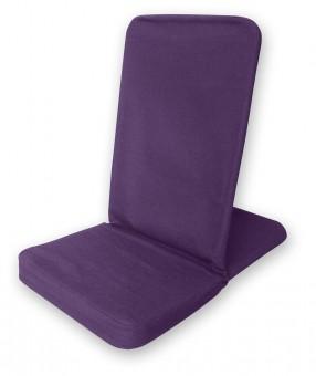 Bodenstuhl faltbar - Folding Backjack purple