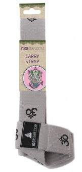 Yogatrageband carry strap OM - grey