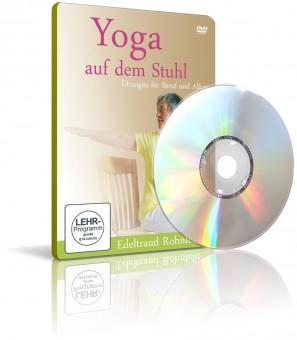 Yoga auf dem Stuhl von Edeltraud Rohnfeld (DVD)