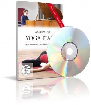 Yoga Piano von Andreas Loh (DVD)