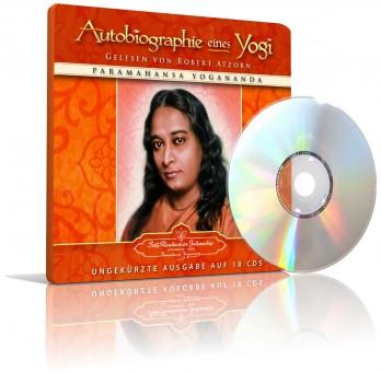 Autobiographie eines Yogi von Paramahansa Yogananda (18 CDs)