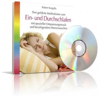 Ein- und Durchschlafen von Robert Stargalla (CD)