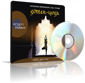 Götter-Yoga von Kattharina Middendorf & Ralf Sturm (CD)