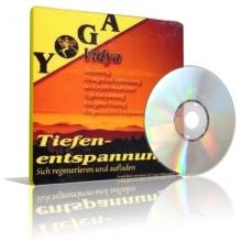 Tiefenentspannung von Yoga Vidya (CD)