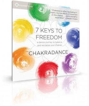 7 keys to freedom von Chakradance (CD)