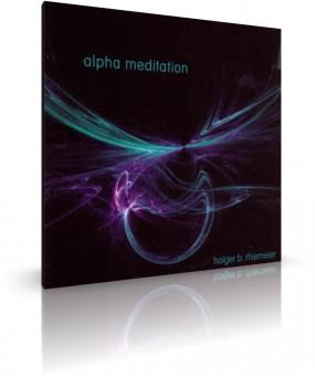Alpha Meditation von Holger B.Rhiemeier (CD)