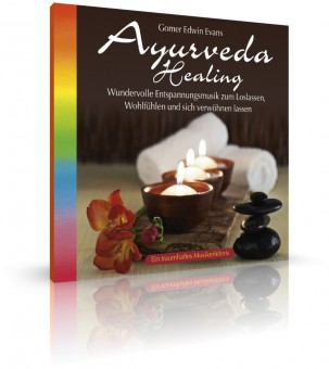 Ayurveda Healing von Gomer Edwin Evans (CD)